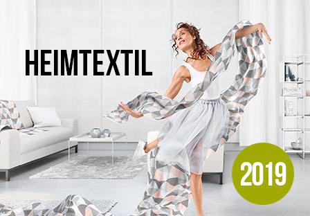 Heimtextil 2019 - będziemy tam