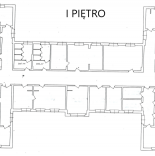 Schemat - 1 piętro